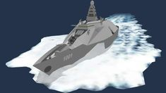 Concept Weapons, Armor Concept, Sa Navy, Rc Tank, Future Weapons, Landing Craft, Concept Ships, Real Model, 3d Studio