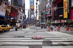 The Tutu Project   Times Square