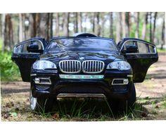 Samochodzik akumulatorwy - atrakcja na urodziny