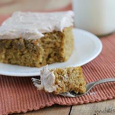 Лесна канелена торта със сметана