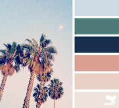 Summer Hues - http://www.design-seeds.com/summer/summer-hues-2