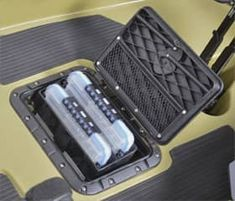 Perfect for kayak fishing, the has seating options for one or two. The king of fishing kayaks, features include fully adjustable seating, rod storage, and H-Rail system. Hobie Pro Angler, Hobie Kayak, Angler Kayak, Tandem Fishing Kayak, Kayak Camping, Bushcraft, Kayaking, 2nd Birthday, Birthday Ideas