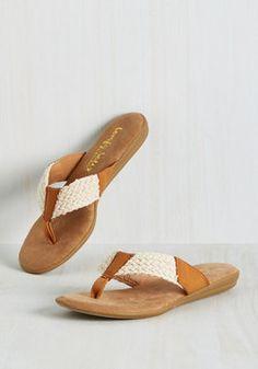 Flip-Flop to It! Sandal