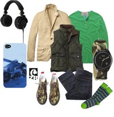 """Camo-Spring"" by zionraiment on Polyvore"
