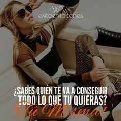 TIP: ENFOCATE Y SÉ CONSTANTE!!! -WV- #exitoentacones #frase #Realtalk #sigueadelante #mujerentrepreneur