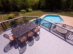 Gallery of beautiful wood deck design ideas in a variety of styles. These pictures can help you find the perfect wood deck layout for your home's backyard. Pergola Plans, Diy Pergola, Pergola Ideas, Pergola Cover, Black Pergola, Modern Pergola, Deck Plans, Cheap Pergola, Pergola Kits