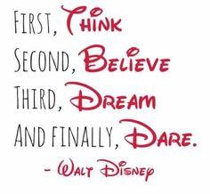 LOVE Walt Disney! <3 This makes a great vinyl idea!
