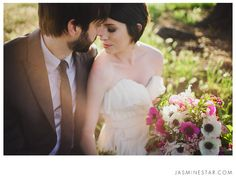 Ojai Wedding Photos in a Teepee - Jasmine Star Photography Blog