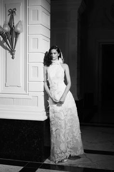 Victor And Rolf, One Shoulder Wedding Dress, White Dress, Wedding Dresses, Spring, Collection, Fashion, Thinking About You, Weddings