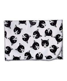 DwellStudio Soft Knit Reversible Print Pillow CARAVANBaby Nursery Animals