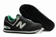 Joes New Balance ML574BTF Classic Deep Green White Mens Shoes