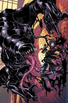 ULTIMATE COMICS SPIDER-MAN #22 VENOM WARS CONCLUSION! • Venom versus Spidey! The Final Showdown!