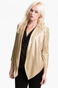 Ella Moss Gold Blazer