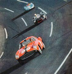 Ferrari TdF, Lister Jaguar and Porsche…