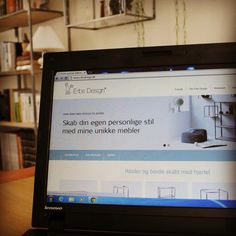 Så er hjemmesiden online👌🤗 Gå endelig ind og tag et kig på den☀️🌸 www.erbsdesign.dk #design #erbsdesign #håndværk #lavetmedhjertet #upcommingbrand #brandnewwebsite #website