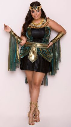 442948d7dc3 Plus Size Egyptian Goddess Costume. Sexy ...