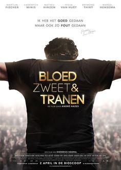 Bloed, Zweet en Tranen poster 1