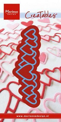 Afbeeldingsresultaat voor marianne design hartjes