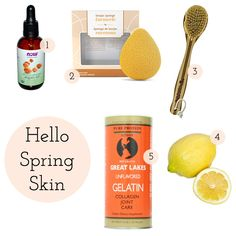 Friday Faves: Spring Skin Edition - 5 Things I'm Doing to Get Ready for Spring