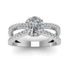 Cushion RIng -- Love, love, love this ring!!