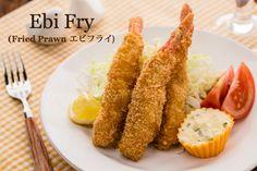 Ebi Fry (Fried Shrimp) Recipe by Nami Just One Cookbook