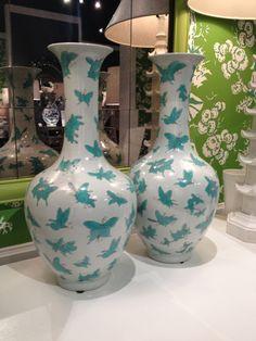 Bungalow 5 vases - garden party! #hpmkt