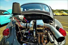 Modified VW Bug putting out over 250hp