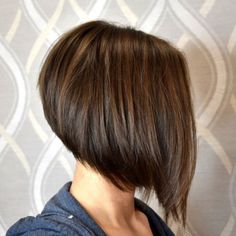 hair style for layer cut best 25 layered angled bobs ideas on 5945