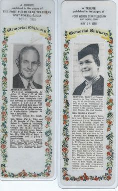 Arthur E. and Mahala Emory are my grandparents on my mother's side.