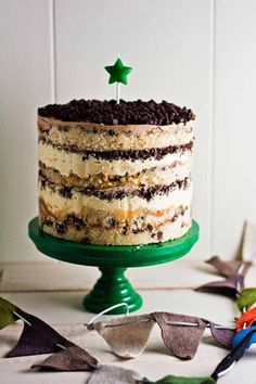 Chocolate Chip Cakecountryliving