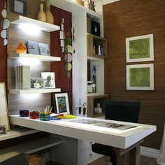 Designs for home offices for new couples