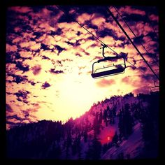 #chairlift #ski #skiing #winter #clouds #sky #mountains #mtrose #ilovewinter @tylercurle