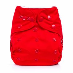 Baby's Favorite Waterproof Solid Crimson Diaper Cover for Prefolds, 43% discount @ PatPat Mom Baby Shopping App