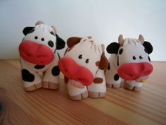 animaux p 226 te polym 232 re fimo polymer clay animals myriam lakraa cr 233 ations p 226 te polym 232 re