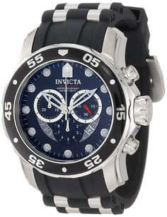 Black Invicta Pro Diver Watches for Men Sale! Up to 75% OFF! Shop at Stylizio for women's and men's designer handbags, luxury sunglasses, watches, jewelry, purses, wallets, clothes, underwear