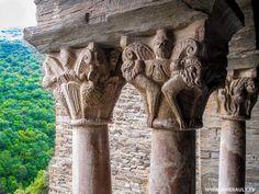 Une Balade en Roussillon : Elne - Cuxa - Serrabone