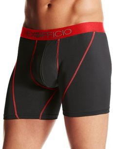 Exofficio Men's Give-N-Go Sport Mesh Boxer Brief, Black, X-Large -- Click image for more details. Go Sport, Hunter Outfit, Cotton Underwear, Men's Underwear, Daddy Aesthetic, Mens Fashion, Fashion Outfits, Fashion Clothes, Under Pants