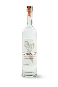 Covington's Sweet Potato Vodka - Our State Magazine