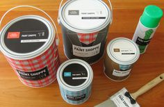 Adorable Paint Line packaging project designed by Ngo