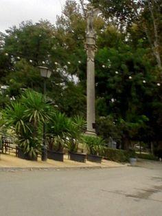 Alegoría en el parque...