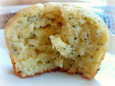 Limonlu Haşhaşlı Muffin tarifi, kek tarifleri