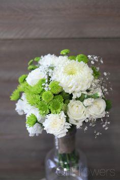 #QnFlowers #BridalBouquet