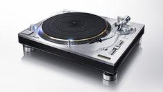 The limited edition Technics SL-1200GAE, with more to come