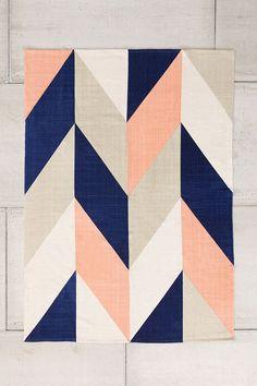 Teppich von Urban Outfitters