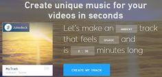 Générer des morceaux de musique libres de droits grâce à un algorithme & l'intelligence artificielle