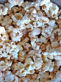 This Weight Watchers Cinnamon Spice Popcorn Recipe Is Just 2 Points Per Serving