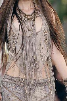 Dothraki attire-Roberto Cavalli