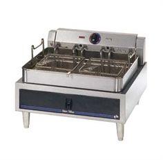 Sale! STAR Fryer, Counter Unit, Electric, Full Pot  #RestaurantEquipment #CookingEquipment #DallasRestaurantSupplies #CounterEquipment