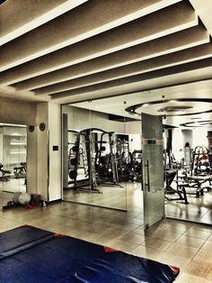 Strength Room Living Room, Places, Strength, Gym, Club, Health, Fitness, Home Decor, Decoration Home