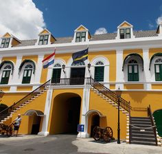 Willemstad, Curacao Willemstad, Island, Mansions, House Styles, Block Island, Mansion Houses, Manor Houses, Fancy Houses, Islands